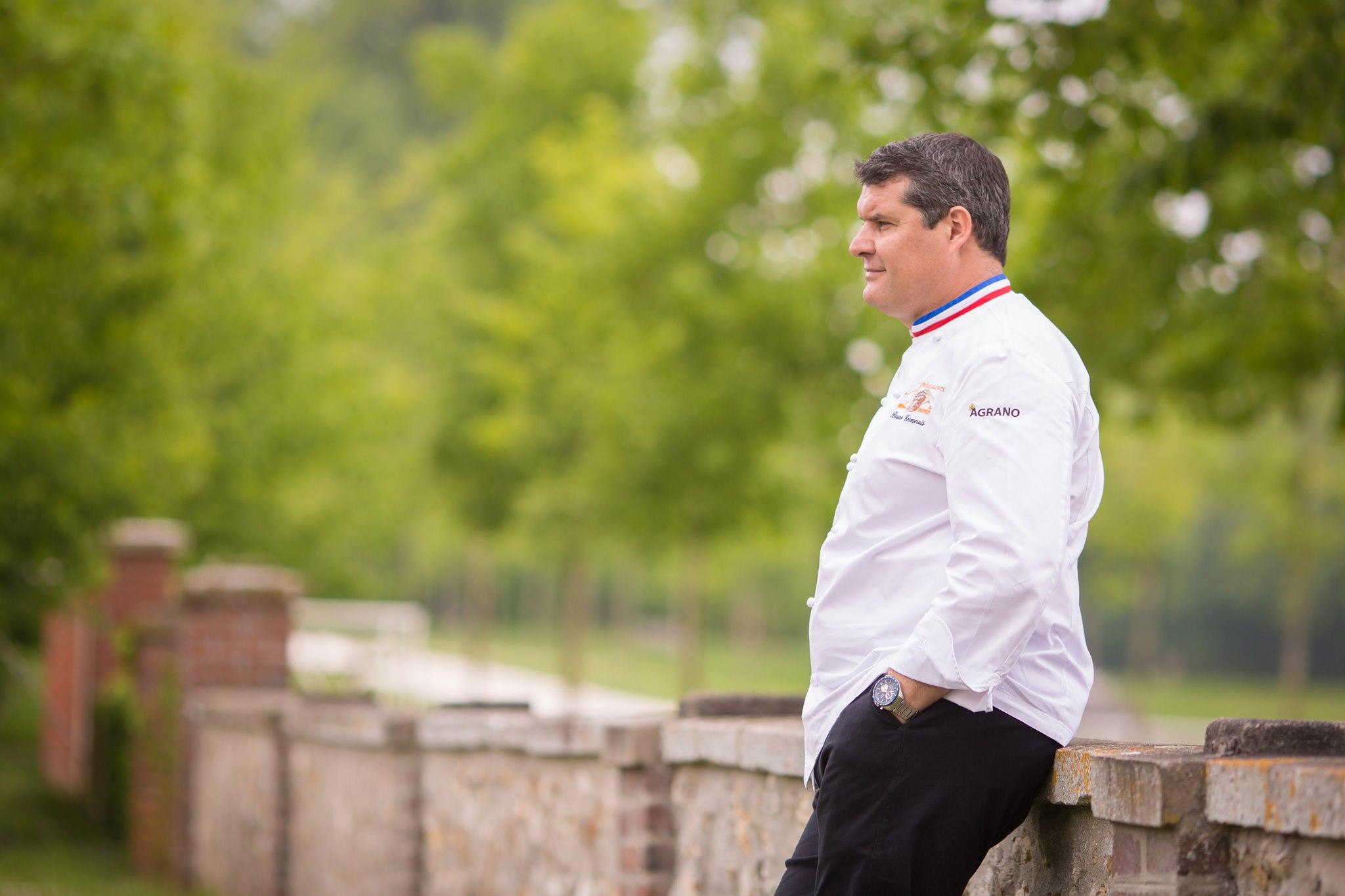 Bruno Cormerais – Meilleur Ouvrier de France Boulanger (MOF)